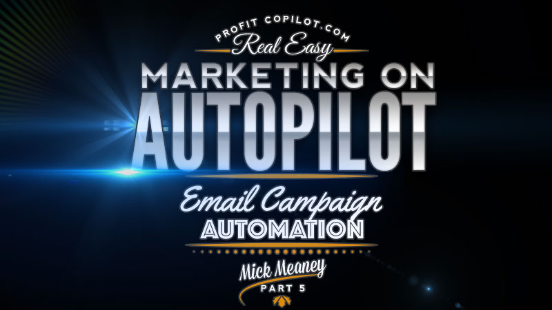 Email marketing autopilot