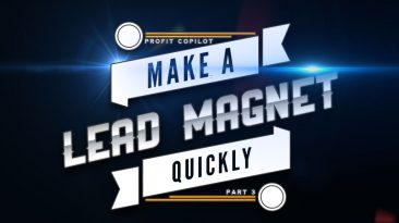 Make a lead magnet