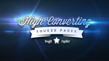 High Converting Squeeze Pages