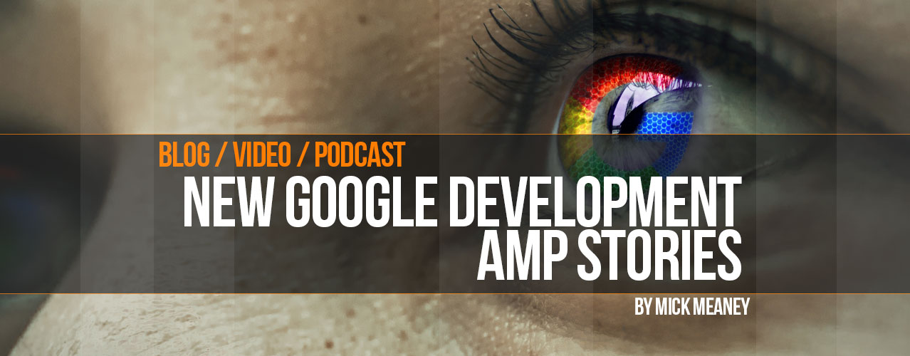 Google AMP Stories